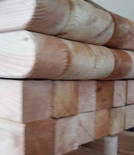 Odessa-Holzhandel-Deutschland-Pfosten-Laerche-Rundkopf-1