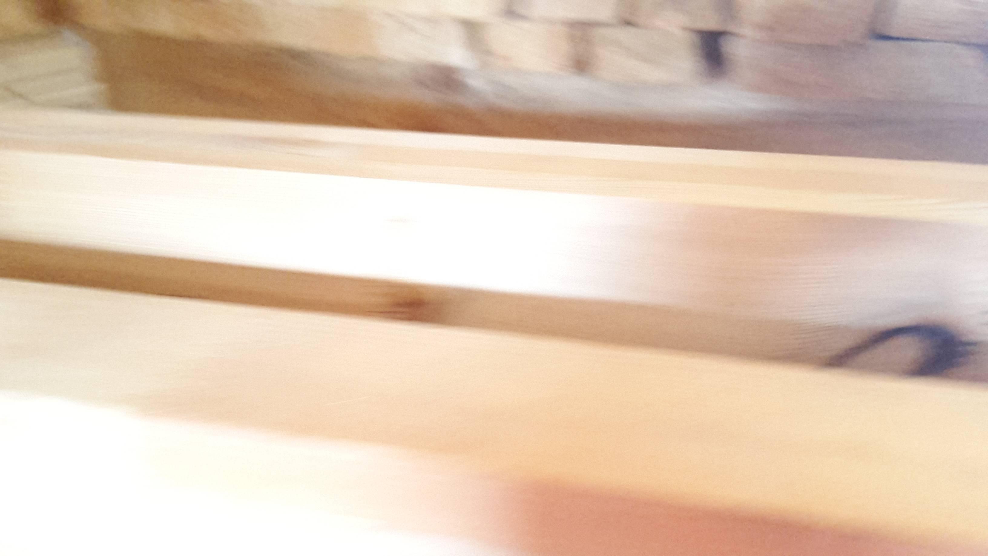 1 L/ÄRCHE KANTHOLZ BALKEN PFOSTEN HOLZ BAUHOLZ 60x60mm 300cm L/ÄNGE