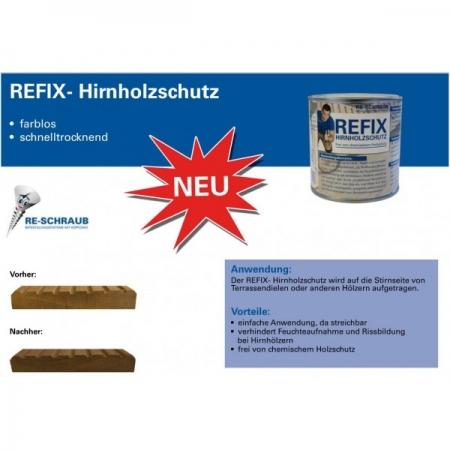 Refix Hirnholzschutz-250ml-