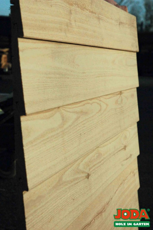 Fassadenprofil - 28/19 x 146 mm - sibirische Lärche ...