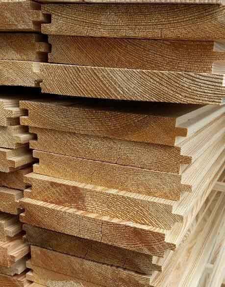 fassadenholz sibirische l rche 146 21 mm nut feder. Black Bedroom Furniture Sets. Home Design Ideas