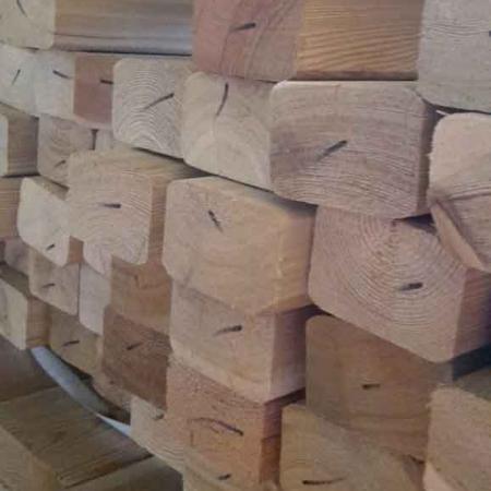 Odessa-Holzhandel-Deutschland Konstruktionsholz Sibirische Lärche