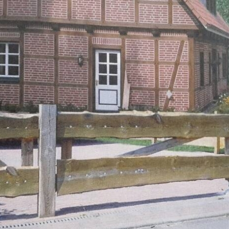 Odessa - Holzhandel - Bonanza Zaun