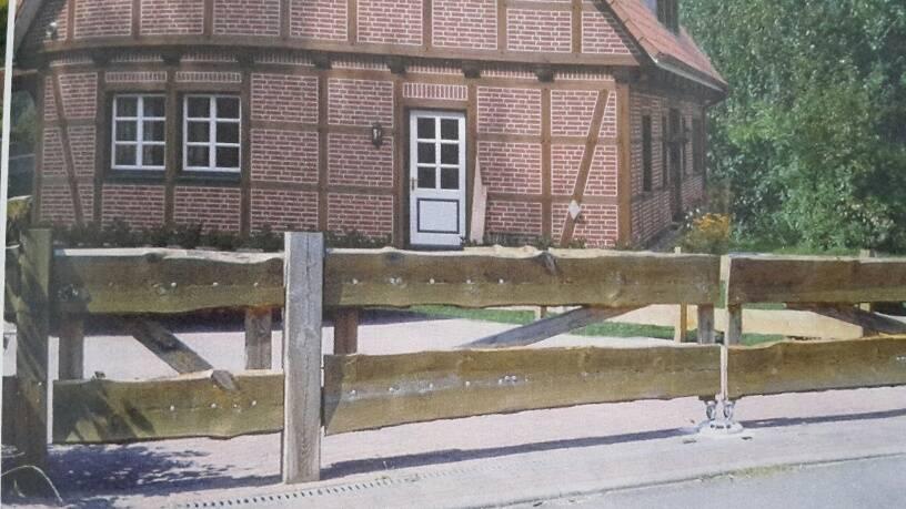 Bonanza Zaun Bretter Larche Naturbelassen Oder Nadelholz KDI