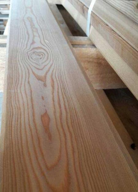 Odessa-Holzhandel-Odessa-Holzhandel-Deutschland-Holzschalung Sibirische Lärche Faseprofil