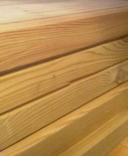 Odessa-Holzhandel Deutschland-Terrassendielen Sibirische Laerche